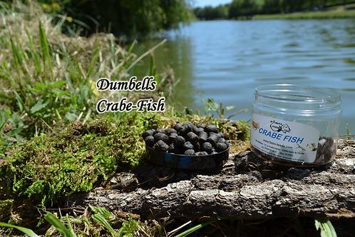 Dumbells Crabe-Fish