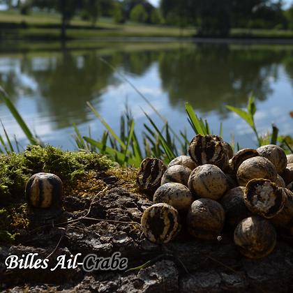 Bouillettes Crabe-Ail