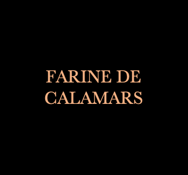 FARINE DE CALAMARS