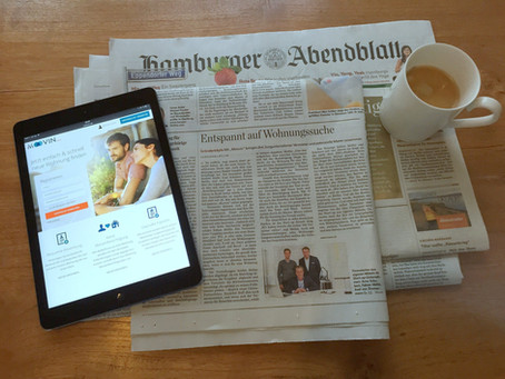 moovin im Hamburger Abendblatt!