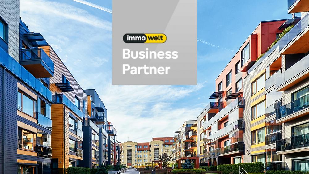 Immowelt Business Partner Award
