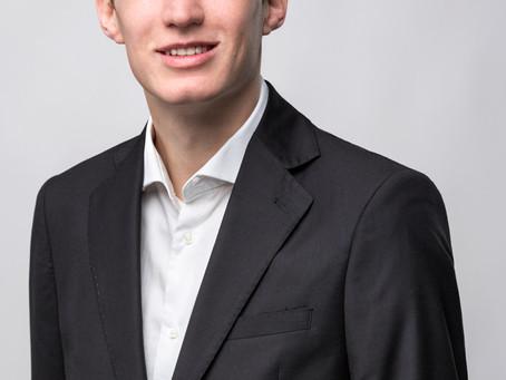 Mitarbeiter-Intro: Gianluca Brandt