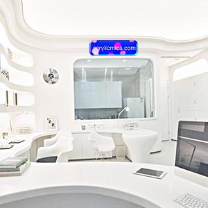 Acrylic Adiwarna Mika Can Be Used To Make Interior Design