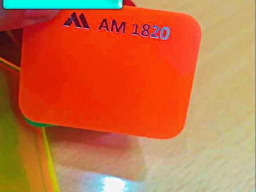 Warna Orange Acrylic Adiwarna Mika Merupakan Perlambang Warna Kegembiraan Dan Kreativitas