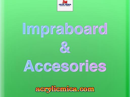 PT. Jaya Alam Persada (Jaya Mika) Menjual Impraboard & Accesories
