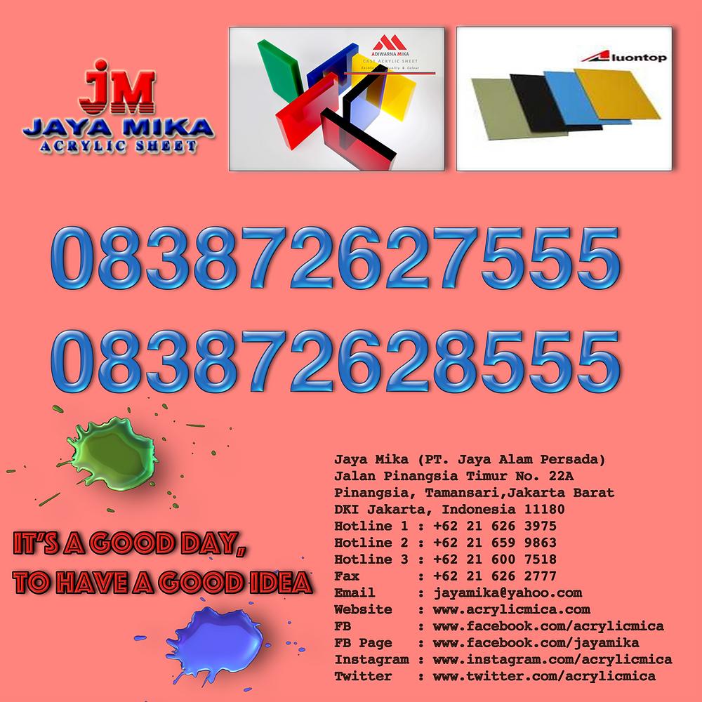 Nomor WhatsApp atau WA atau HP Marketing PT. Jaya Alam Persada (Jaya Mika)