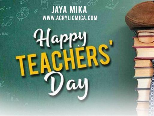 PT. Jaya Alam Persada (Jaya Mika) mengucapkan selamat Hari Guru Nasional tanggal 25 November 2020