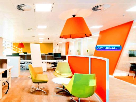 Acrylic Adiwarna Mika Banyak Digunakan Untuk Di Dalam Ruangan (Indoor)