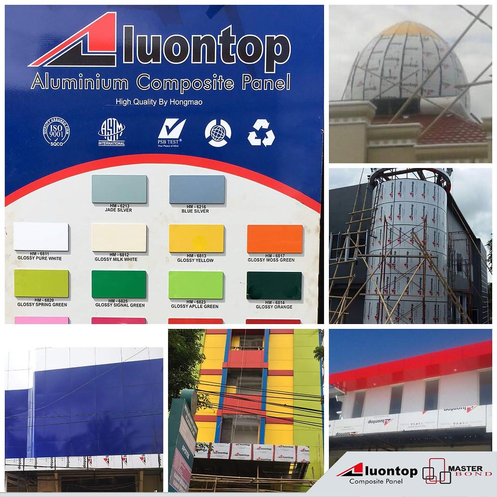 Keunggulan ACP Aluontop & Exterior Project