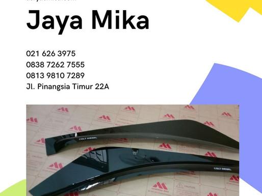 Akrilik Adiwarna Mika mendukung perkembangan industri otomotif di Indonesia