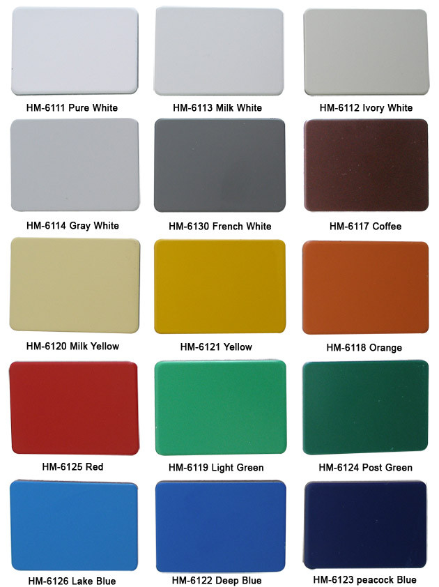 Color Chart 02