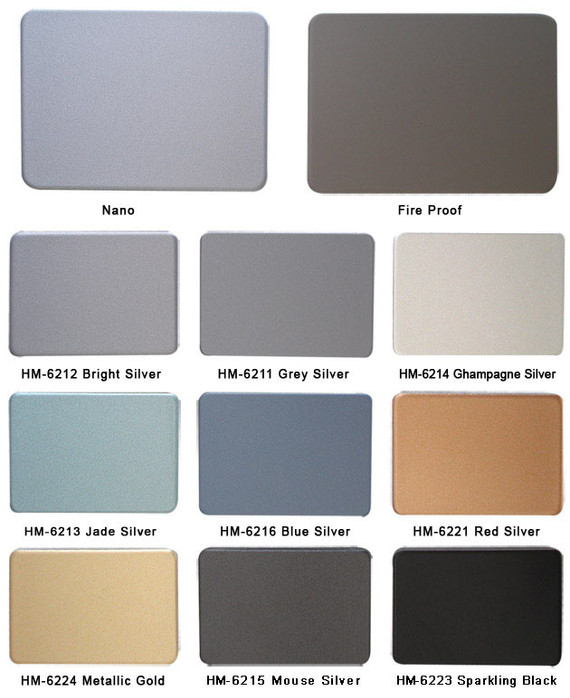 Color Chart 01
