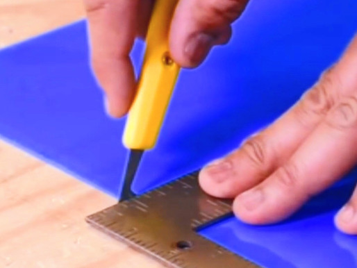 How to Cut Acrylic with Acrylic Cutlery