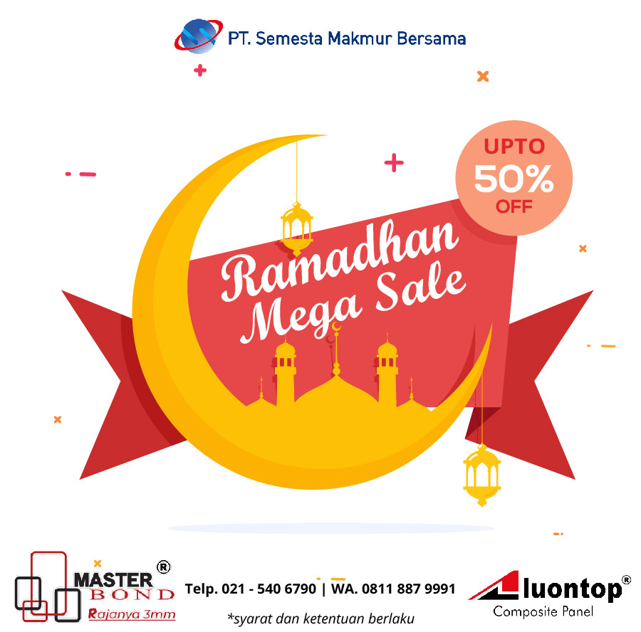 ACP Aluontop Ramadhan Mega Sale