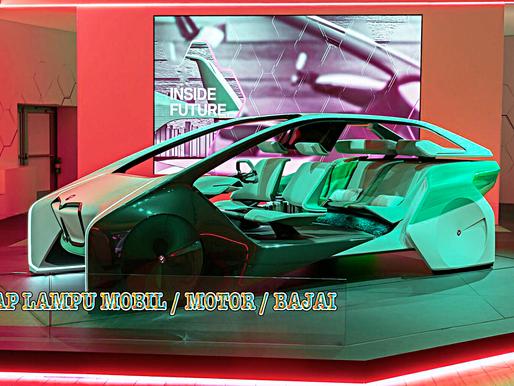 Acrylic Adiwarna Mika Can Be Used For Car, Motorcycle Or Bajaj Lamp Shades