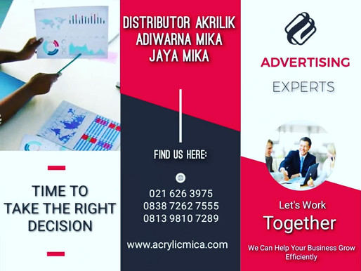 We Are Advertising Experts & Can Help Your Business Grow Efficiently. Let's Work Together