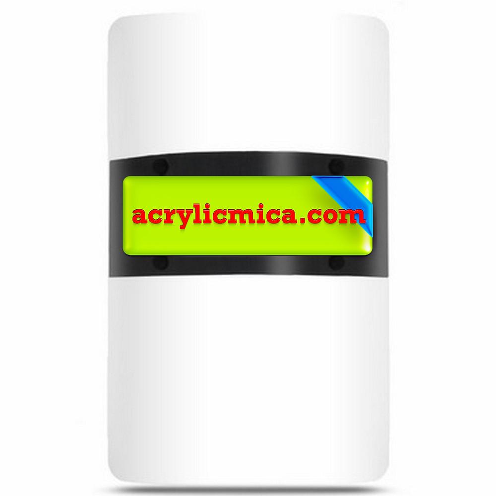 Acrylic Adiwarna Mika Can Be Used To Make Acrylic Shields