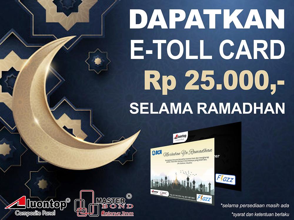 ACP Aluontop E-Toll Card