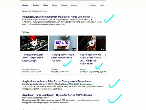 Hattrick Urutan 1, 2 & 3 Halaman I Google