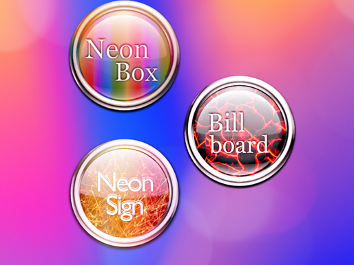 Neon Box, Neon Sign & Billboard