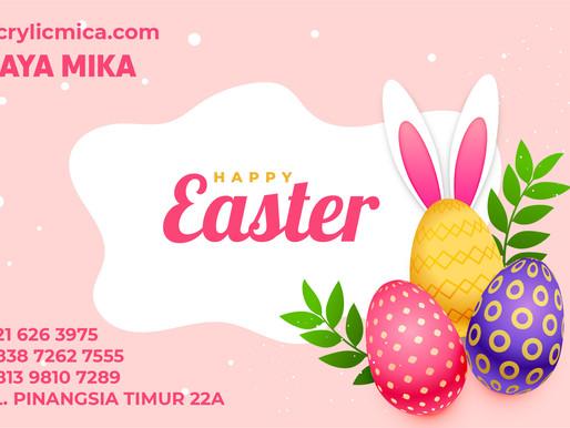PT. Jaya Alam Persada (Jaya Mika) mengucapkan selamat hari raya Paskah tanggal 4 April 2021
