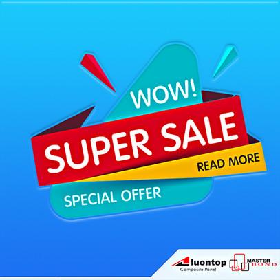 Super Sale Dan Special Offer ACP Aluontop, Stefener Dan Sealant Wacker