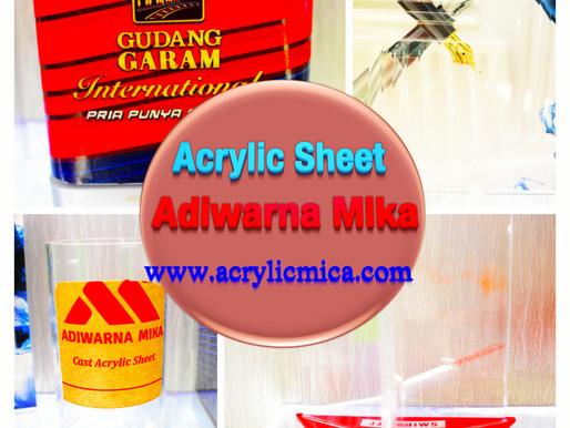 Produk Akrilik Untuk Advertising