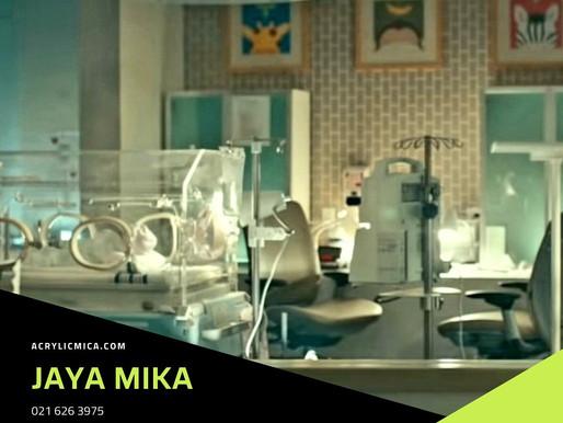 Akrilik Adiwarna Mika merupakan akrilik berkualitas terbaik yang dapat digunakan untuk inkubator