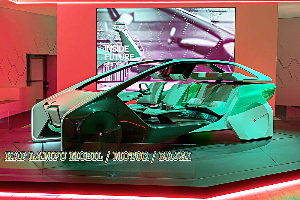 Acrylic Adiwarna Mika Dapat Digunakan Untuk Kap Lampu Mobil, Motor Atau Bajai (Bajaj)