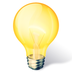 Idea Magic Lamp On