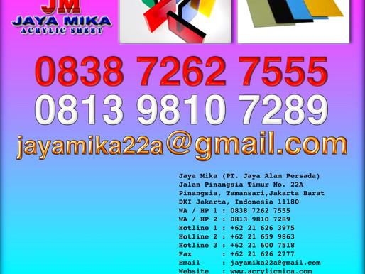 Email PT. Jaya Alam Persada (Jaya Mika) yaitu jayamika@yahoo.com menjadi jayamika22a@gmail.com