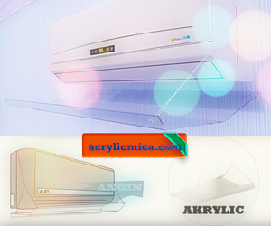 Acrylic Adiwarna Mika Can Be Used To Make Gutter AC Or Reflector AC or Acrylic AC