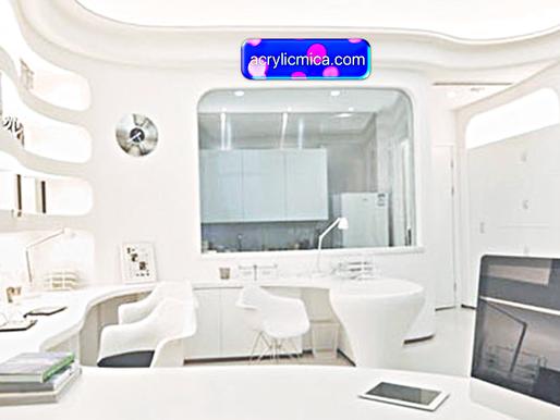 Acrylic Adiwarna Mika Dapat Dipergunakan Untuk Membuat Desain Interior (Interior Design)