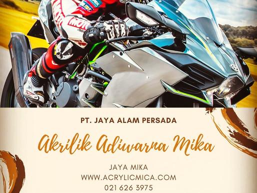 Akrilik Adiwarna Mika berkualitas terbaik untuk kemajuan industri otomotif di Indonesia