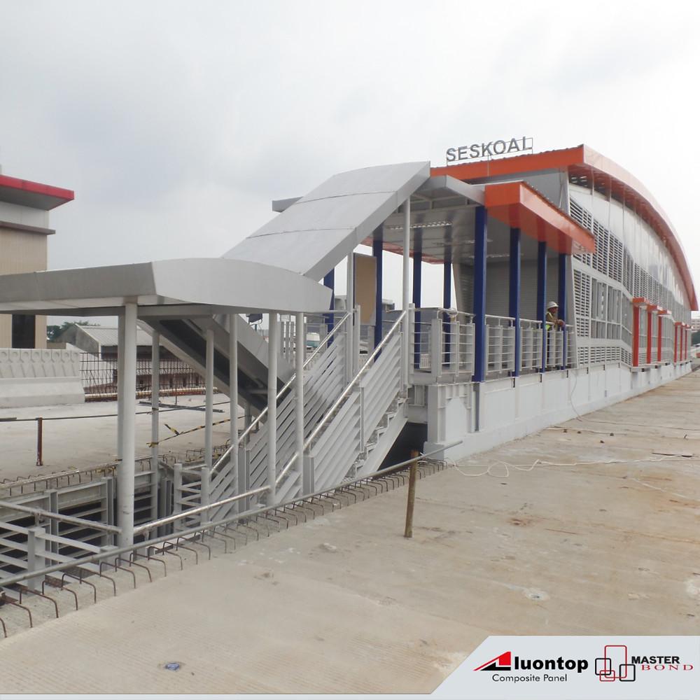 ACP Aluontop Sangat Berperan Dalam Desain Bangunan Arsitektur Modern Di Indonesia