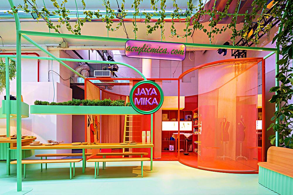 Ide Yang Memungkinkan Semua Orang Bisa Menjadi Interior Desainer Atau Arsitek Dengan Acrylic Sheet
