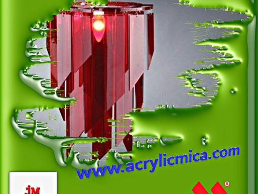 Acrylic Merah Rayben