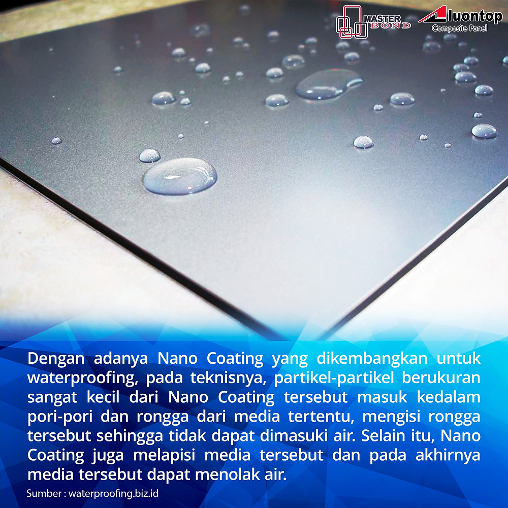 ACP Aluontop Nano Coating