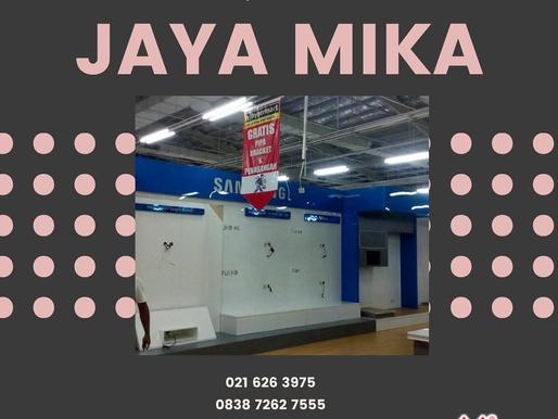 Akrilik Adiwarna Mika digunakan untuk produk perusahaan besar dari luar negeri