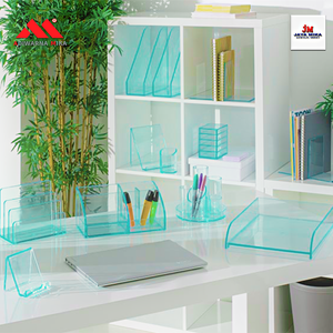 Modern Office Tools from Acrylic