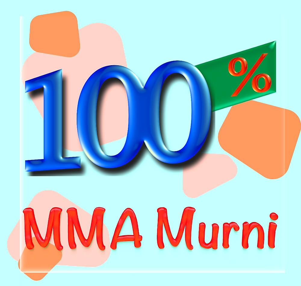 Acrylic Adiwarna Mika Menggunakan 100% Bahan-Bahan MMA Murni