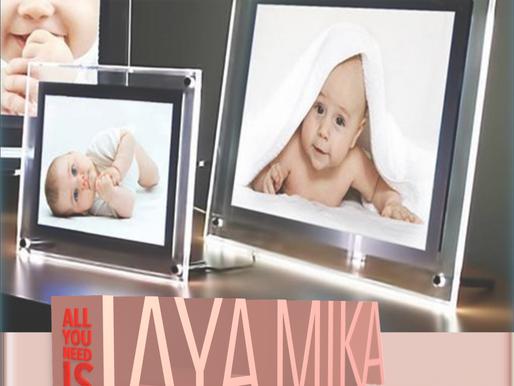 Acrylic Clear & Led Untuk Frame Foto