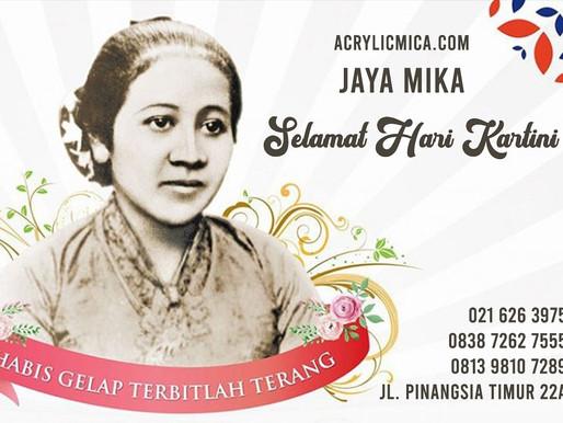 PT. Jaya Alam Persada mengucapkan selamat Hari Kartini tanggal 21 April 2021