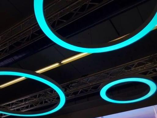 Acrylic in Lighting