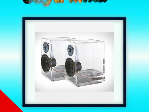 Akrilik dapat digunakan untuk membuat box speaker