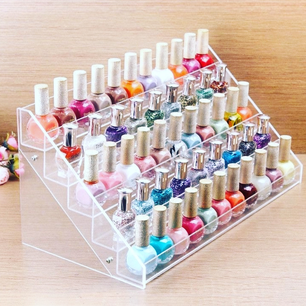 Acrylic Clear For Nail Coloring Place