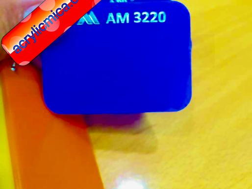 Warna Biru Acrylic Adiwarna Mika
