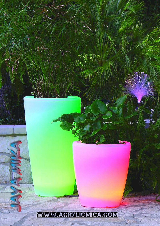 Acrylic Plant Pots