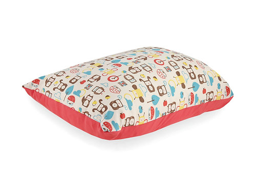 Patterned Pillow Case