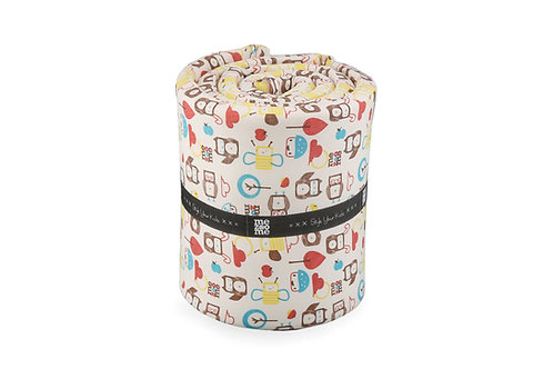 Patterned Baby Bed Bumper